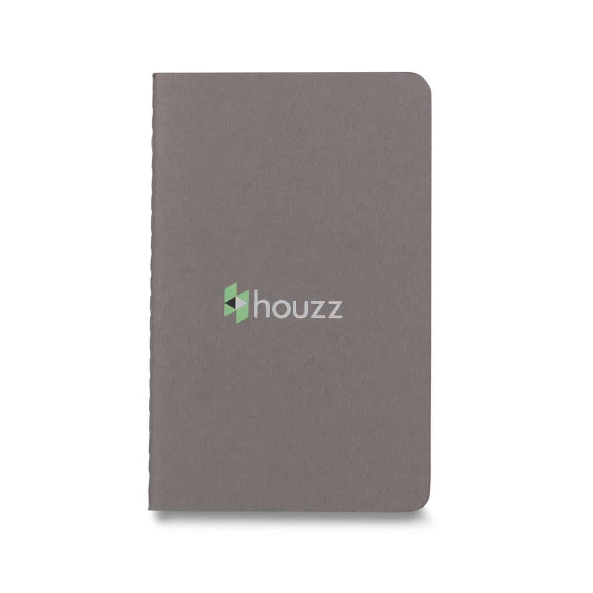 Moleskine® Cahier Ruled Pocket Journal Grey