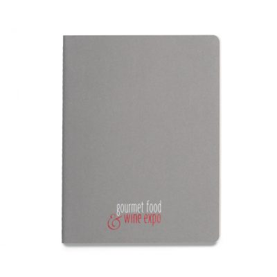 Moleskine® Cahier Ruled X-Large Journal Grey