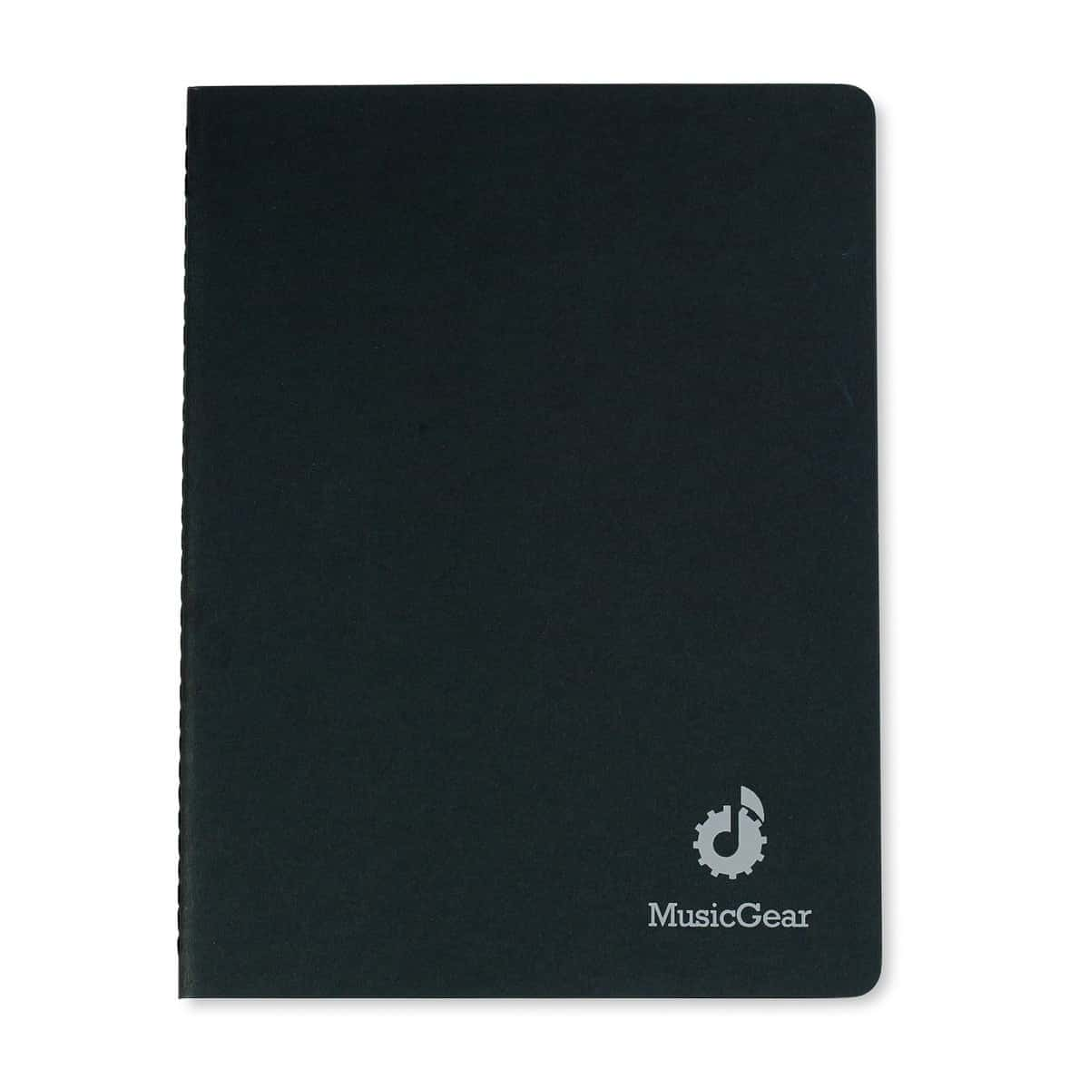 Moleskine® Cahier Squared X-Large Journal Black