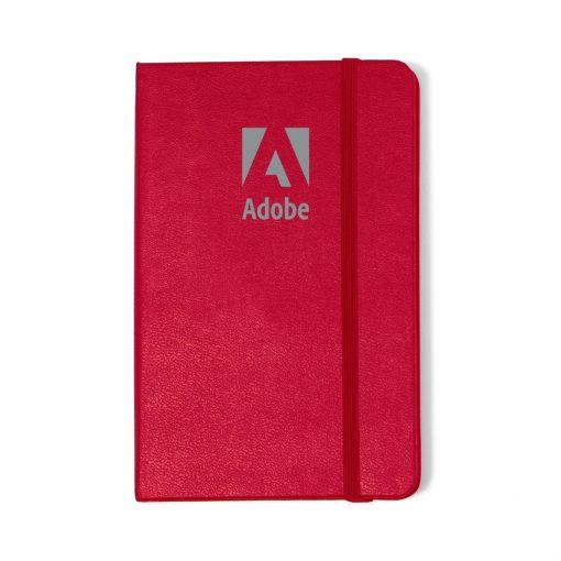Moleskine® Hard Cover Ruled Pocket Notebook Black