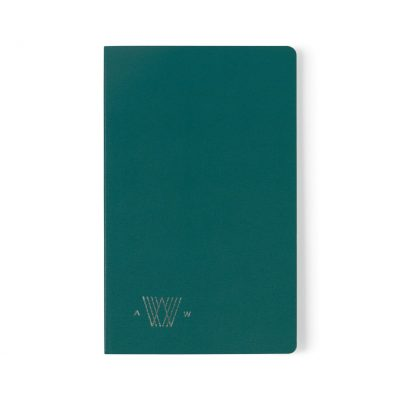 Moleskine® Volant Ruled Large Journal Green