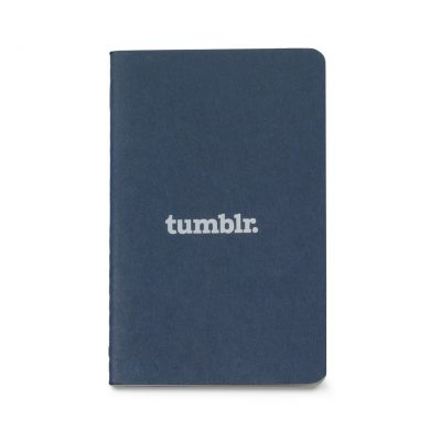 Moleskine® Cahier Ruled Pocket Journal Blue-Navy