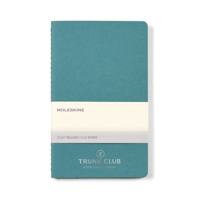 Moleskine® Cahier Ruled Large Journal - Brisk Blue