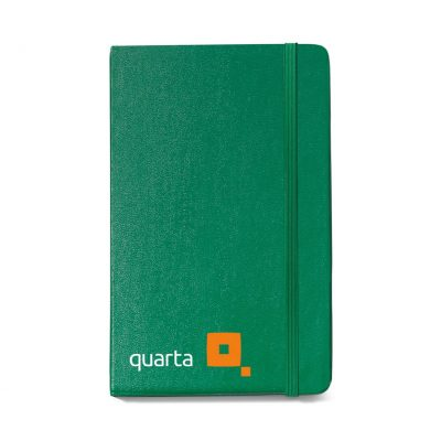 Moleskine® Hard Cover Ruled Large Notebook - Oxide Green